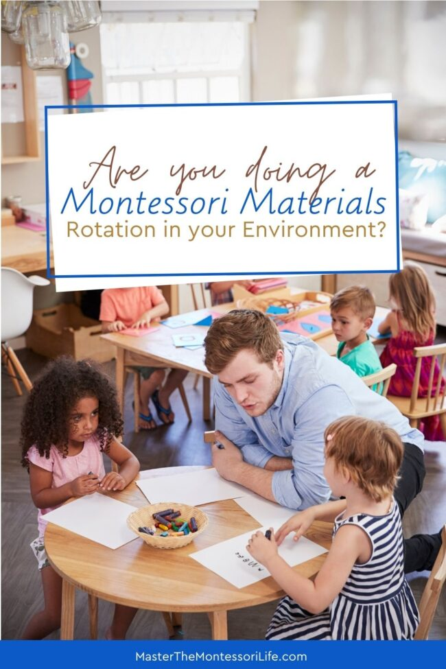 In this post, we will discuss what this is and how it can make all the difference in your organizational skills, your child's learning and how tidy your Montessori environment looks.