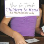 Let me help you a bit today by showing you one thing that you can do to shortcut a child's path to reading using this Montessori Language Arts resource.