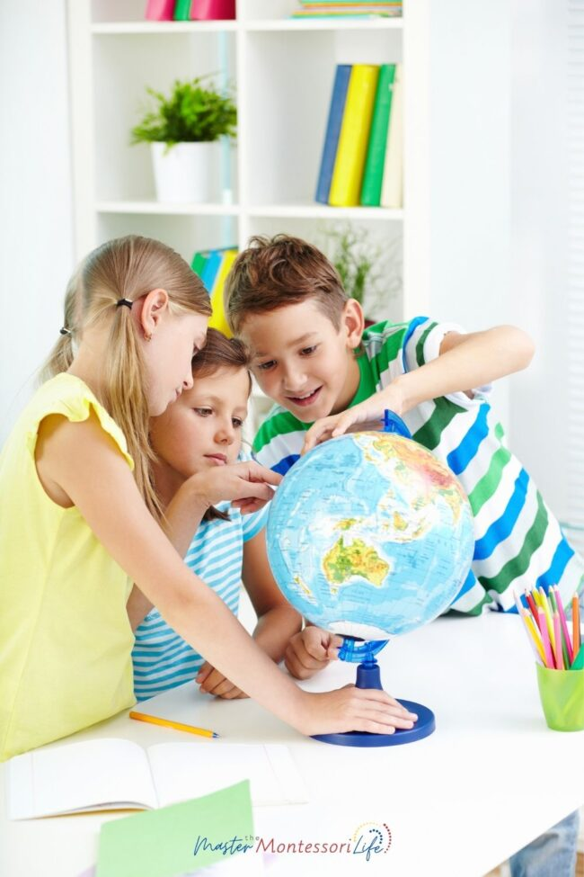 In this post, we are going to be leaning into the beautiful topic of Montessori Geography and give you some great ideas that you will enjoy.