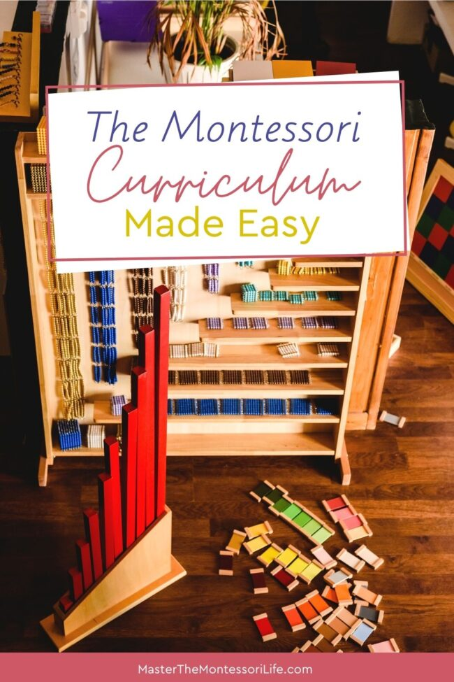 In this post, we will be discussing why you should have a Montessori Curriculum resources list with lesson plans, ideas and more!