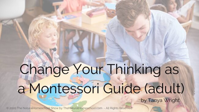 In our training, we will be discussing ways to get Montessori support for Guides that want to improve their Montessori journey.