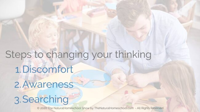 There's a lot that must happen internally before we can flourish to become a centered, organized Montessori Guide as you nurture happy, normalized children. What do you know about… limiting beliefs as the Montessori Guide?