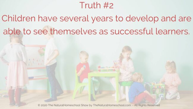 The research supporting mixed-age groups has demonstrated time and time again that academic achievement is usually on par with, if not better than, that of children in traditional classrooms.