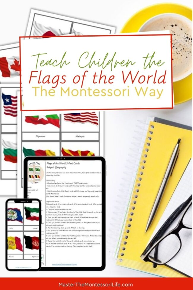 Geography is one of many children's favorite subjects. One of the reasons why is because country flags are so cool and very unique. Come and find out how you can teach children about some of the flags of the world.