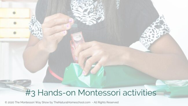 Are you interested in incorporating the holidays into your Montessori environment? Come find out some great printable and hands-on ideas that you might love!