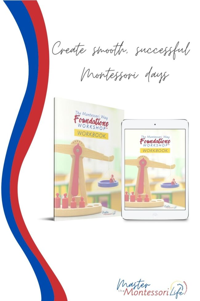 """In this post, we will be discussing why you should attend the free 5-day training called """"The Montessori Way Foundations Workshop."""""""