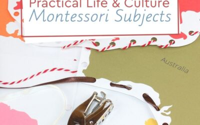 Ways to combine Practical Life and Culture Montessori Subjects