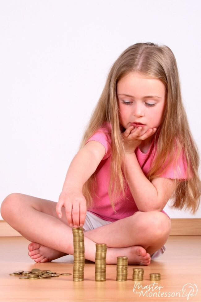 In this post, we will be discussing an easy way for young children to learn about the coins of the world.